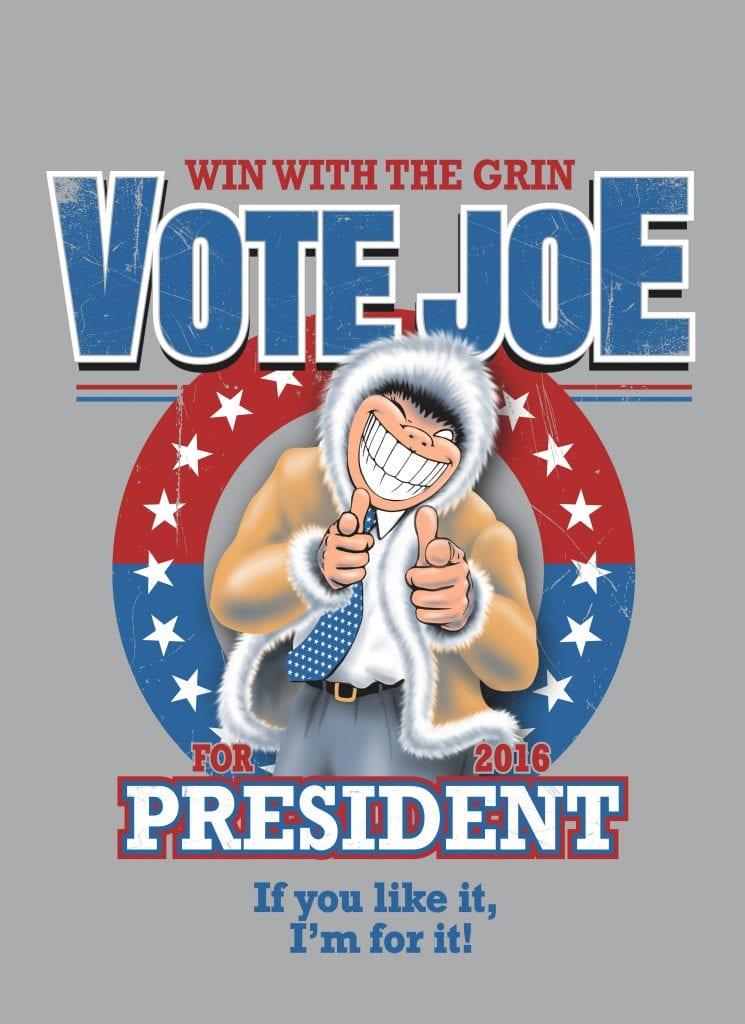 Joe Pres 2016
