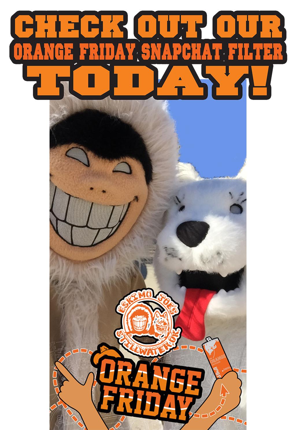 Snapchat-orange-Friday